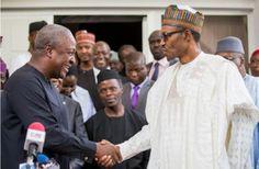 President Muhammadu Buhari to visit Ghana today - http://www.nollywoodfreaks.com/president-muhammadu-buhari-to-visit-ghana-today/