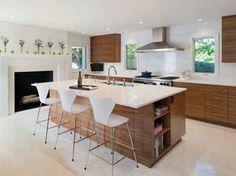 A new #kitchen was designed with Kitchen and Bath Studios. #interior #design