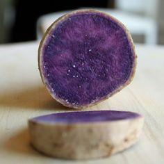 Okinawan Sweet Potato | A Little Yumminess