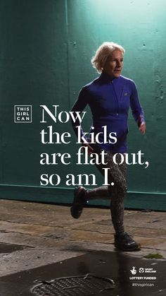 Since it was first Sport England's This Girl Can ads campaign has inspired women to get more active. Its second phase is more age inclusive This Girl Can Campaign, Sports Marketing, She Believed She Could, New Face, News Stories, Zumba, Running Women, Training Tips, Stay Fit