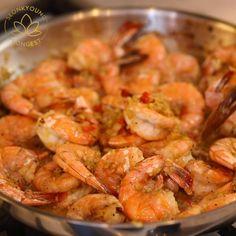 shrimp recipes videos - shrimp recipes + shrimp recipes healthy + shrimp recipes for dinner + shrimp recipes easy + shrimp recipes pasta + shrimp recipes videos + shrimp recipes for dinner easy + shrimp recipes for dinner healthy Baked Shrimp Recipes, Shrimp Recipes For Dinner, Fish Recipes, Seafood Recipes, Asian Recipes, Beef Recipes, Cooking Recipes, Healthy Recipes, Seafood Appetizers