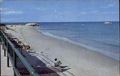 Minot Beach, Scituate,