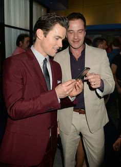 Premiere 'The Normal Heart' at The WGA Theater May 19, 2014 l Matt & Tim