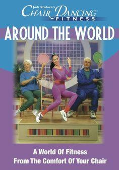Chair Dancing® International Inc. - Chair Dancing® Around the World, $19.95 (http://www.chairdancing.com/chair-dancing-around-the-world/)