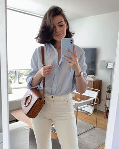 Classic Style, My Style, Shirt Shop, Passion For Fashion, Work Wear, Boho Chic, Spring Fashion, What To Wear, Fashion Outfits