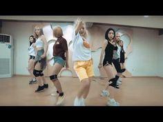 Shuffle Dance Guide - How To Shuffle Dance Love Yourself - YouTube