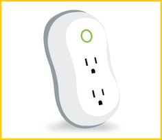 Energy efficient electrical outlet