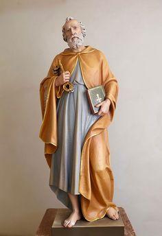 St Peter And Paul, St John Paul Ii, San Rafael, Pictures Of Jesus Christ, Christianity, Catholic, Saints, Basic Painting, Amulets