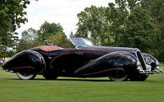 1938 Delahaye Roadster