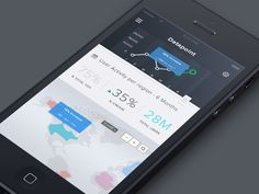 Datapoint Phone version by Rovane Durso