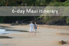 6 days in Maui | Hawaii travel | Hawaii honeymoon