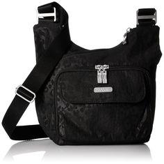 Baggallini Crisscross Travel Cross-Body Bag