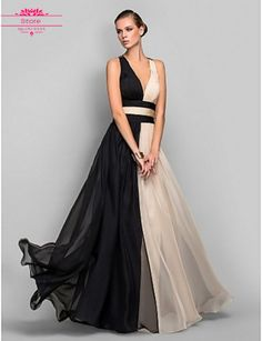Latest A line two colors formal hot sale gown open back V neck criss cross back evening dress high quality women dress SH0246-in Evening Dresses from Weddings & Events on Aliexpress.com | Alibaba Group