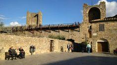 Monteriggioni Siena