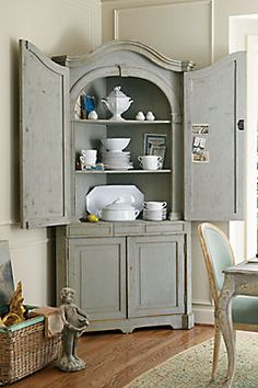 French Country-Millau Cabinet