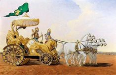 Italian Artist Studies The Mahabharata For 5 Years, Takes 12 Years To Fully Paint It Bhagavad Gita, Italian Painters, Italian Artist, The Mahabharata, Art Academy, Art Series, True Art, International Artist, Indian Art