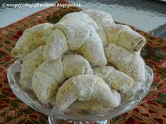 Czech Recipes, My Recipes, Sweet Recipes, Snack Recipes, Dessert Recipes, Cooking Recipes, Snacks, Christmas Sweets, Christmas Baking