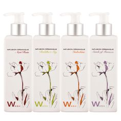 Infusion Organique Hand and Body Wash - luxury beauty products