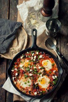 Southern Style Shakshouka | Tasty Kitchen: A Happy Recipe Community!
