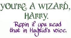 yep, so true, i really did read it that way