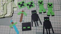 Decoração Festa Tema Minecraft