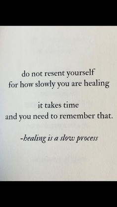 Healing From Sexual Abuse. Sexual Abuse Resource as a reminder that it takes time to heal. Leave your comments below. Quotes To Live By, Me Quotes, Motivational Quotes, Inspirational Quotes, Qoutes, Beautiful Words, Life Lessons, Wise Words, Decir No