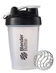The updated BlenderBottle Classic adds a new, convenient carrying loop and flip cap design to the world's best-selling shaker cup. The BlenderBall wire whisk moves freely inside the bottle as you shake, mixing even the thickest ingredients with ease. The BlenderBottle Classic features a secure s... more details available at https://www.kitchen-dining.com/blog/food-service-equipment-supplies/product-review-for-blenderbottle-classic-loop-top-shaker-bottle-clearblack-20-ounce/