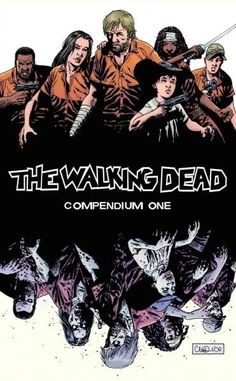 """The Walking Dead Compendium 1 (Paperback) 