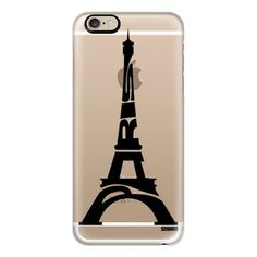 iPhone 6 Plus/6/5/5s/5c Case - Paris Eiffel Tower ($40) ❤ liked on Polyvore featuring accessories, tech accessories, iphone case, iphone cover case and apple iphone cases