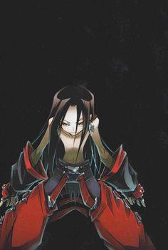Download Shaman King: Hao *_* (1624x2416) - Minitokyo
