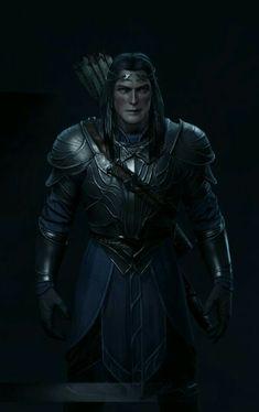 Shadow of Mordor celebrimbor