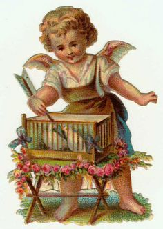 Cards Scrapbooking and Art Vintage Cards, Vintage Postcards, Vintage Images, Vintage Clip, Victorian Valentines, Vintage Valentines, Decoupage, Victorian Angels, Angel Images