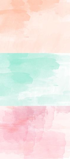 FREE WALLPAPER: HELLO WATERCOLOR!