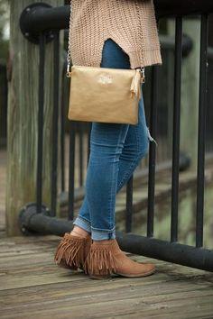 9e2502e198f5 Personalized Crossbody Chain Handbag Vegan Leather Gold Purses