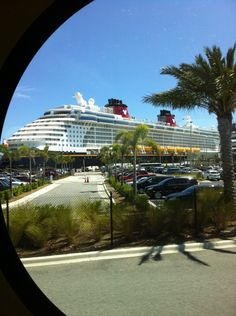 Goal #2: I want to go on all of the Disney Cruise line ships. Luckily i've only got one more to try and visit!