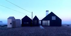 travel wishlist • the shingle house, dungeness, uk • NORD (northern office for research and design)