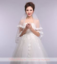 【楽天市場】ウェディングベール花嫁・ベール/ヴェールウェディング・結婚式・
