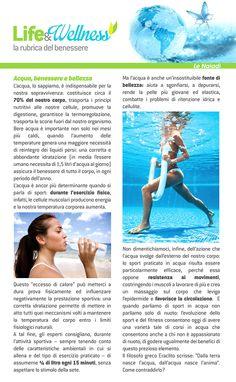 Life&Wellness #7: Acqua, benessere e bellezza