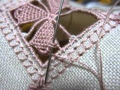 TUTORIAL HARDANGER - YouTube