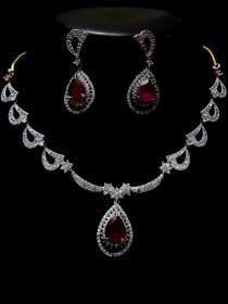 Wholesaler of Cubic Zirconia Jewelry