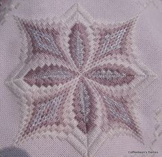 hardanger embroidery free patterns - Google Search