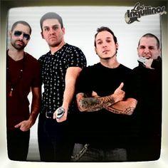 Cresta Metálica Producciones » Los Inquilinos lanzan su nuevo álbum homónimo