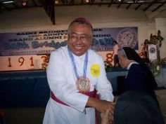 On September 12, 2005, Archbishop Ramon Arguelles declared  this date to the Blessed Mother as a yearly National Pilgrimage. September 12th is a special holiday privilege given only to Lipa. Last November 12, 2009, Archbishop Arguelles totally lifted the previous ban and formed a new commission to re-investigate the apparitions and the miracles in Lipa City, Philippines.