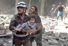 Siria: Ataques aéreos en Alepo y calma en otras regiones - http://a.tunx.co/Hw9y5