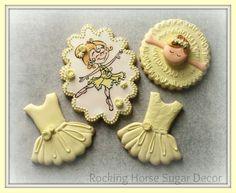 Ballet Cookies Sugar Cookie Frosting, Best Sugar Cookies, Royal Icing Cookies, Cookies For Kids, Fancy Cookies, Cute Cookies, Dance Cakes, Ballet Cakes, Ballerina Cookies