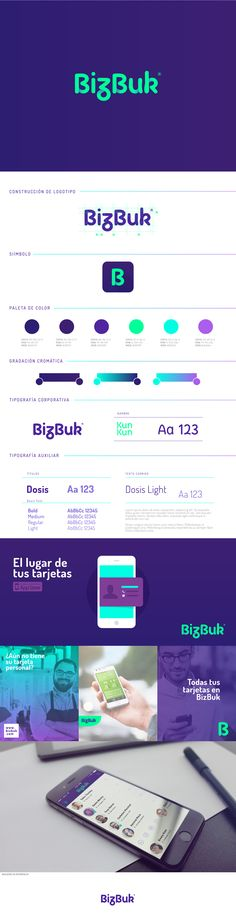 BizBuk on Behance Mais
