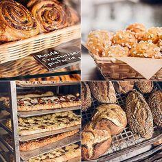 Bakeries in Montreal by neighborhood