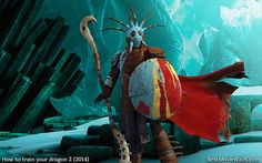 Valka from HTTYD 2