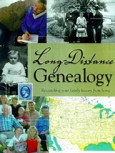 """""""Gathering information from sources that can't be visited personally is a problem for all genealogists. Long-Distance Genealogy is designed to help armchair researchers overcome this unavoidable problem. Readers will begin by addressing the basics of starting a long-distance search. Next they'll learn what types of records and publications can be accessed from a distance, problems associated with the process, how to network, how to use computer resources and special last resort options."""""""