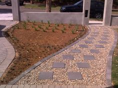Rock Pathways river rock pathway - google search | landscaping & more
